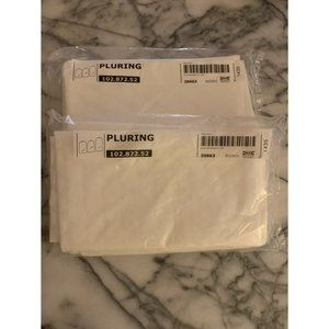 2/$5 Ikea Pluring Clothes Cover